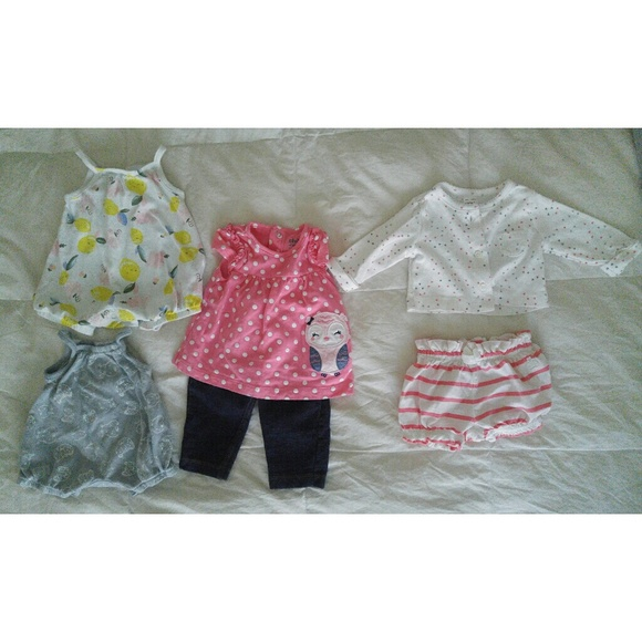 Clothing, Shoes & Accessories Mixed Items & Lots 3 Month Mixed Desingner Baby Clothes 1 Month